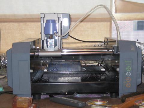 Roland MDX-20 milling machine
