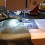 Overcasting Silk