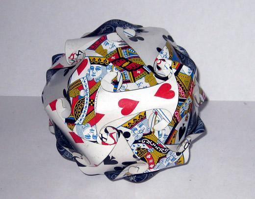 card ball final