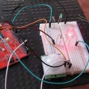 prototyping - jumbo LED