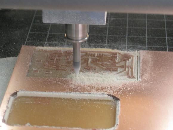 milling board