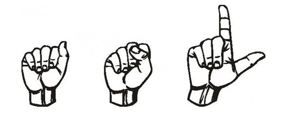 ASL in sign