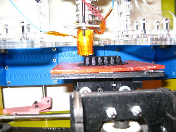 spikes 3D print