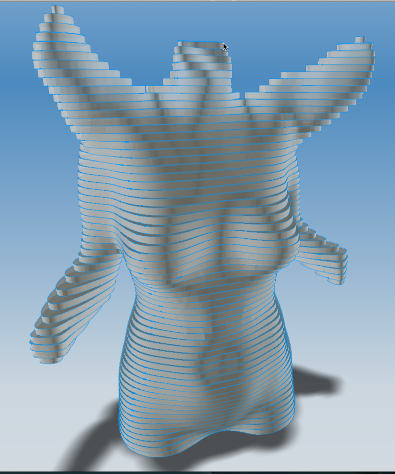 123D Make, Self as Kali